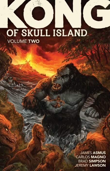 Kong of Skull Island Vol.2