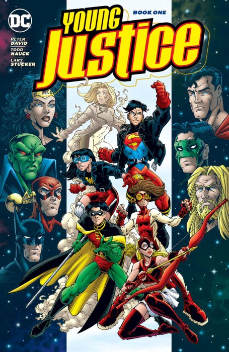 Young Justice Book 1