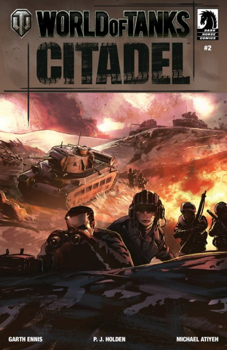 World of Tanks II - Citadel #2