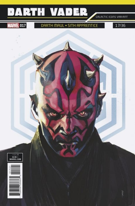 Star Wars - Darth Vader #17