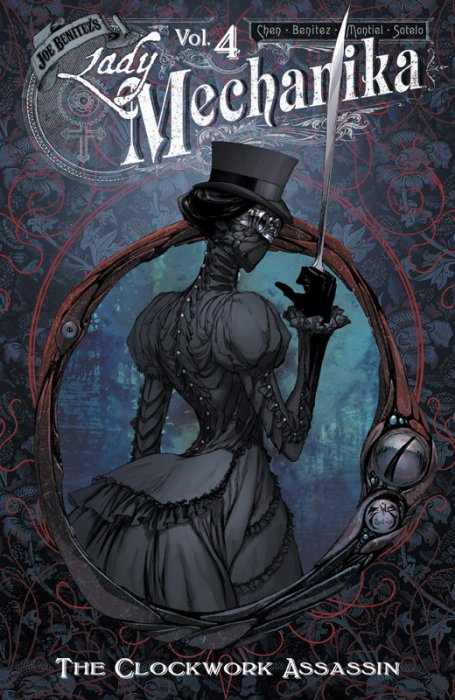 Lady Mechanika - The Clockwork Assassin #4