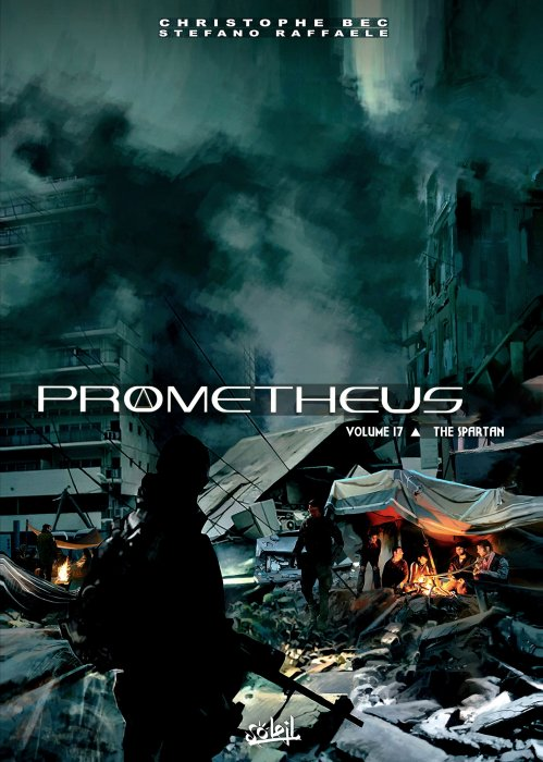 Prometheus Vol.17 - The Spartan