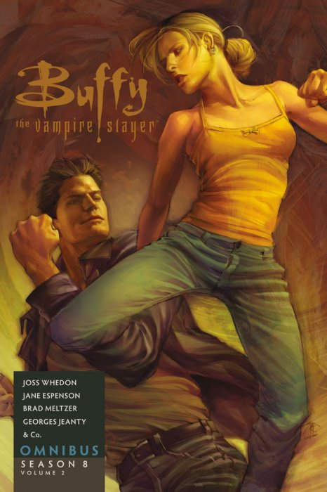 Buffy the Vampire Slayer Season 8 Omnibus Vol.2