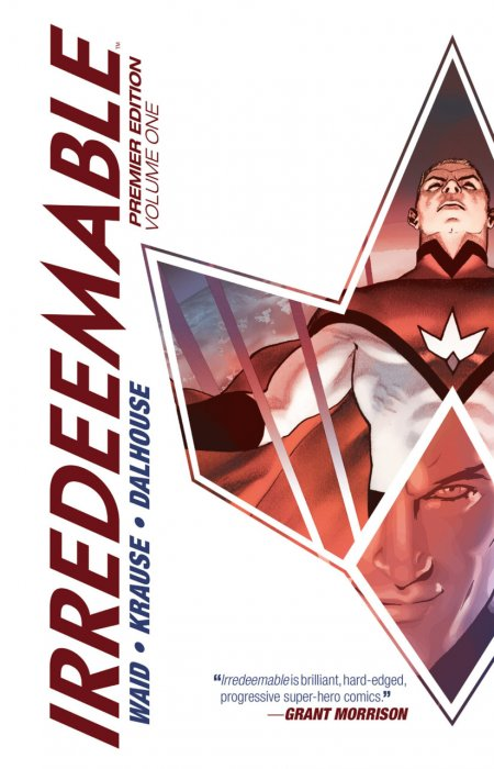 Irredeemable Premier Edition Vol.1-4 Complete