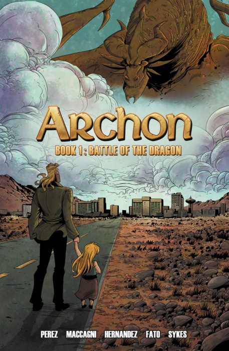 Archon - Battle of the Dragon #1