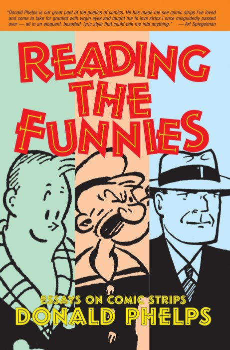 Reading the Funnies #1 - SC