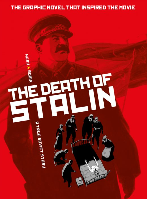 The Death of Stalin #1 - GN