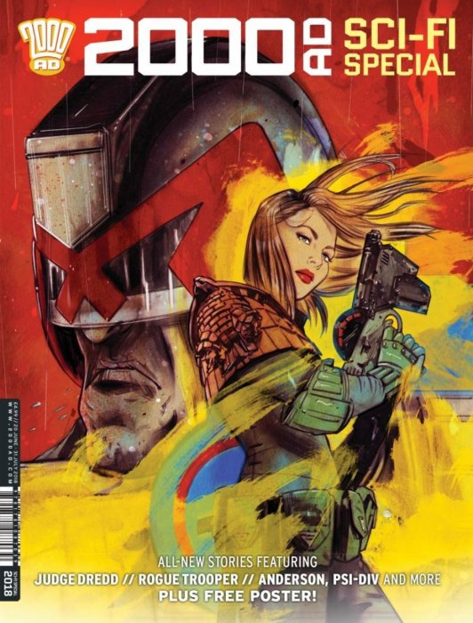 2000AD Sci-Fi Special #1