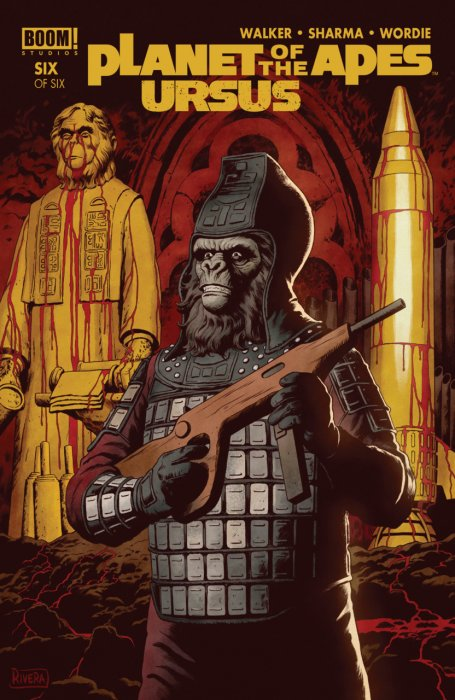 Planet of the Apes - Ursus #6