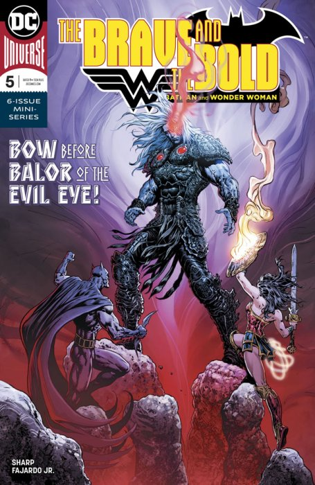 The Brave and the Bold - Batman and Wonder Woman #5