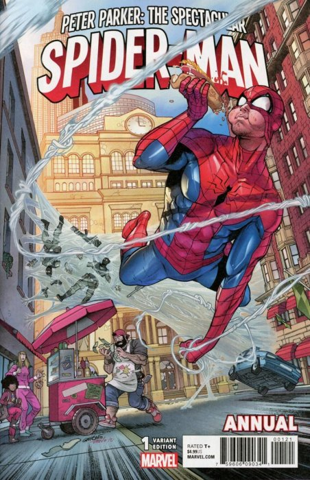 Peter Parker - The Spectacular Spider-Man Annual #1