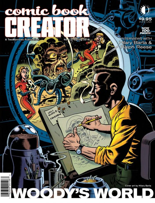 Comic Book Creator #17 - Woody's World