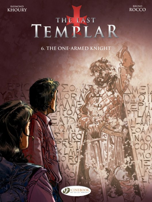 The Last Templar #6 - The One-Armed Knight