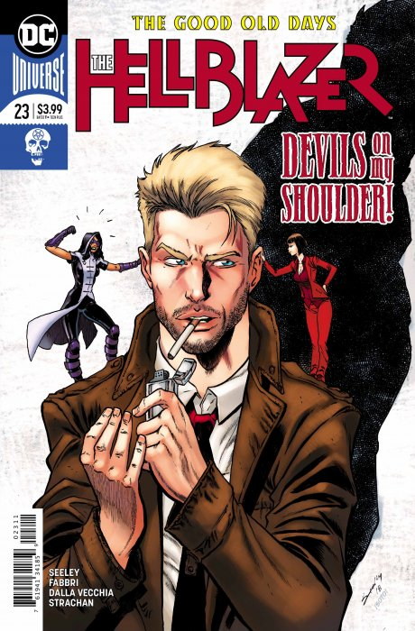 The Hellblazer #23