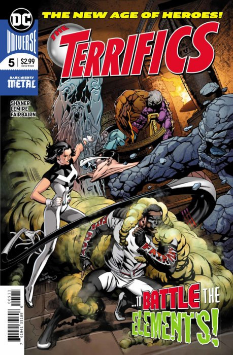 The Terrifics #5