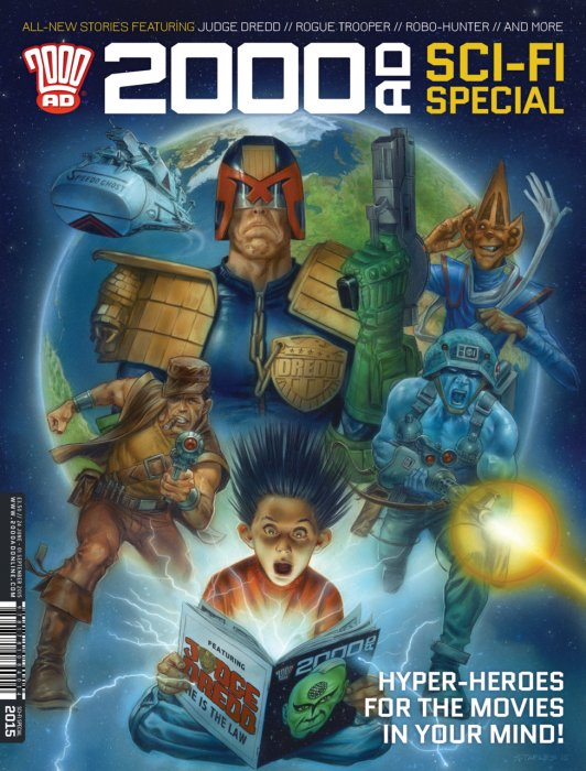 2000AD Sci-Fi Special 2015