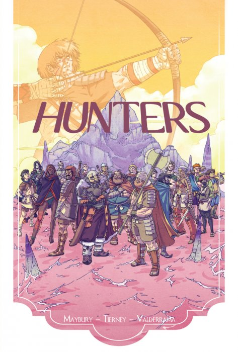 Hunters #1 - GN