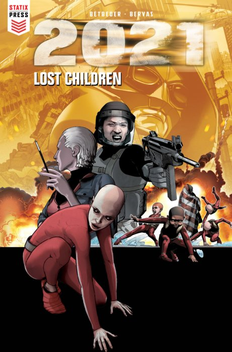 2021 - Lost Children #2