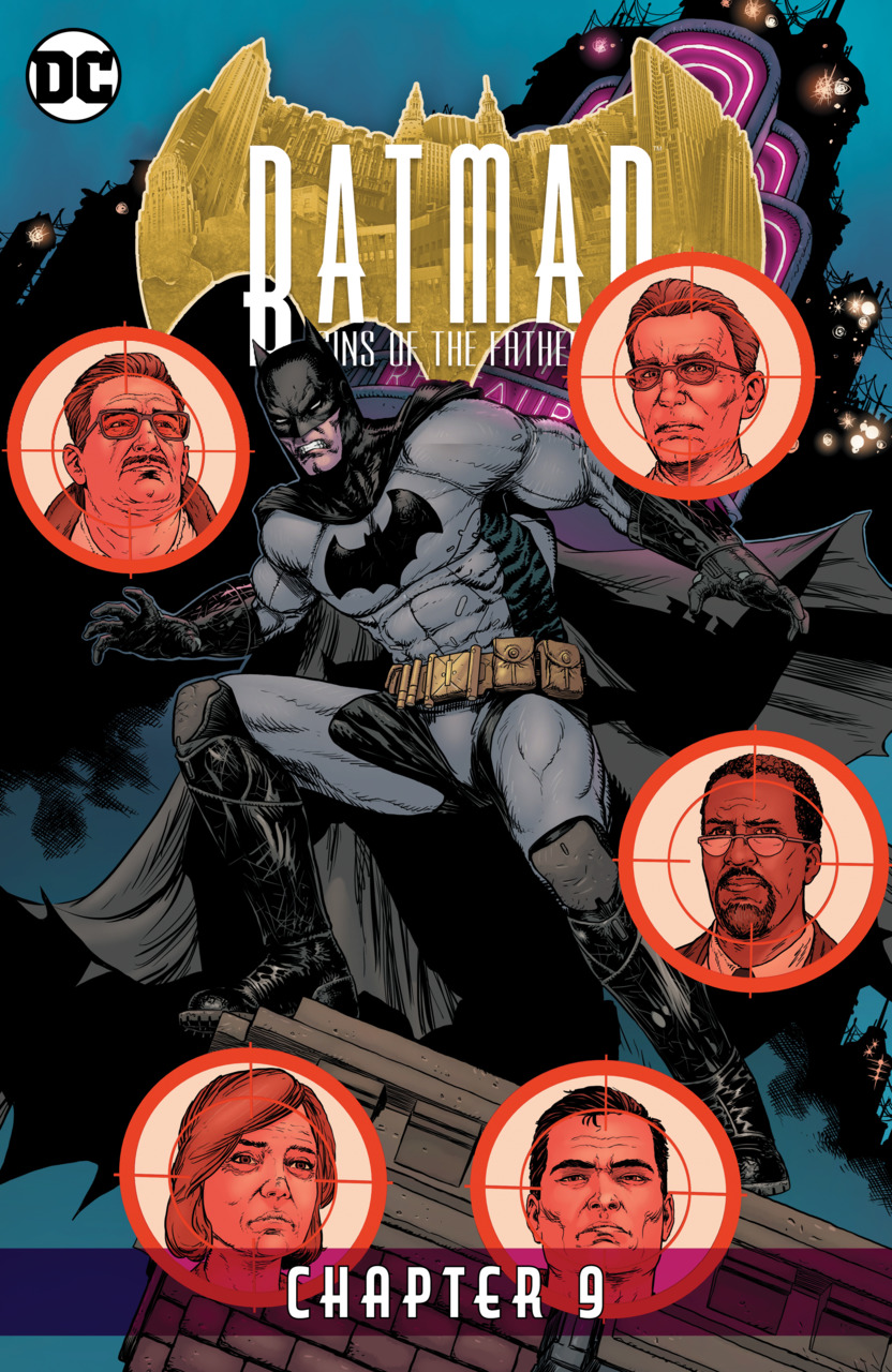 Batman - Sins of the Father #9