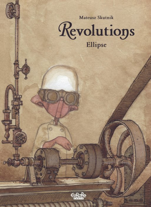 Revolutions #2 - Ellipse