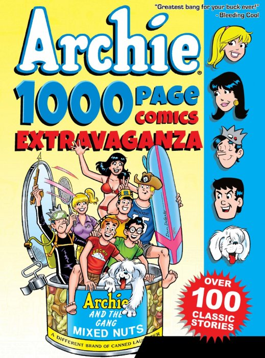 Archie 1000 Page Extravaganza #1 - TPB