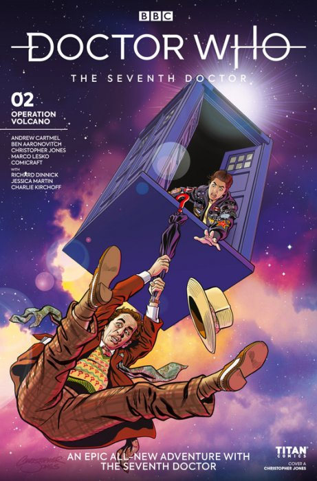 Doctor Who - The Seventh Doctor Operation Volcano #2
