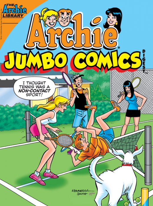 Archie Comics Double Digest #290