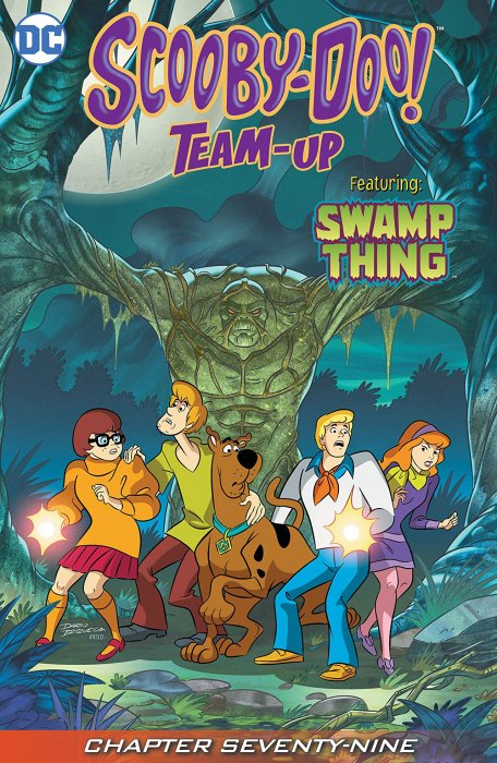 Scooby-Doo Team-Up #79