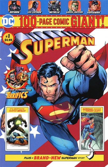 Superman Giant #1