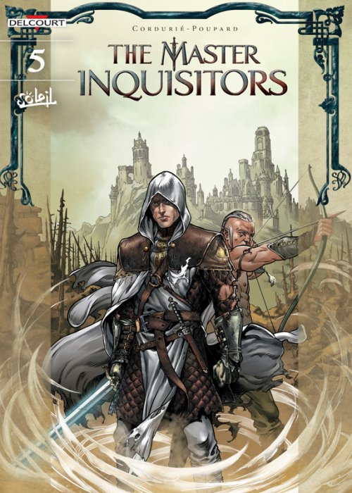 The Master Inquisitors Vol.5-7 Complete