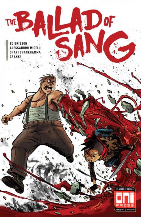 The Ballad of Sang #5