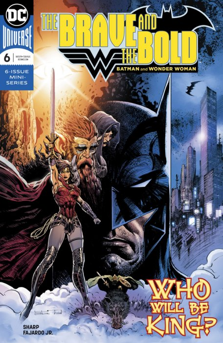 The Brave and the Bold - Batman and Wonder Woman #6