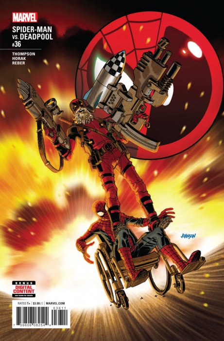 Spider-Man - Deadpool #36