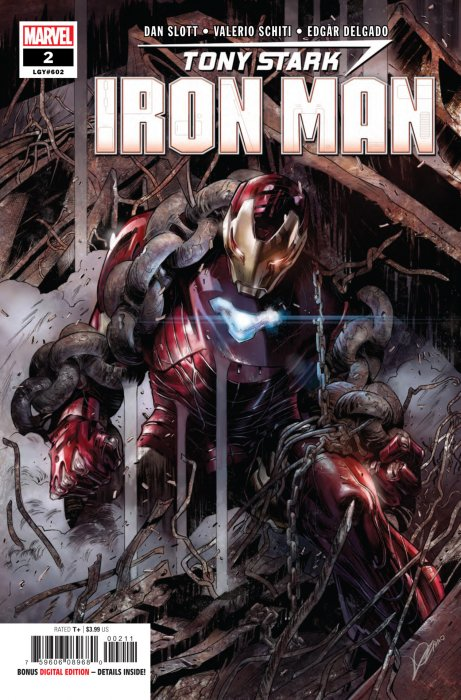 Tony Stark - Iron Man #2