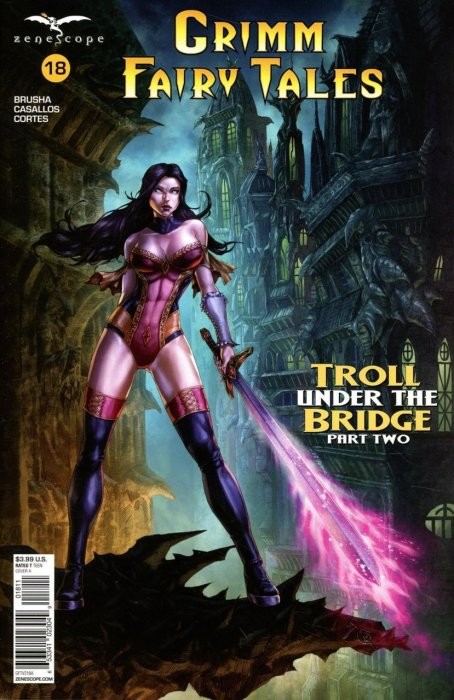 Grimm Fairy Tales Vol.2 #18