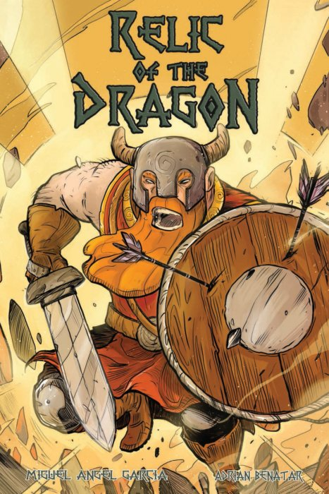Relic of the Dragon #1 - GN