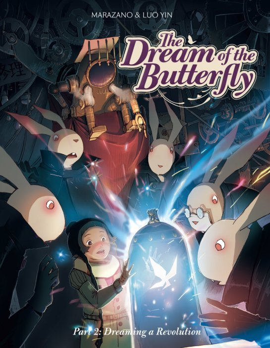 The Dream of the Butterfly Vol.2 - Dreaming a Revolution