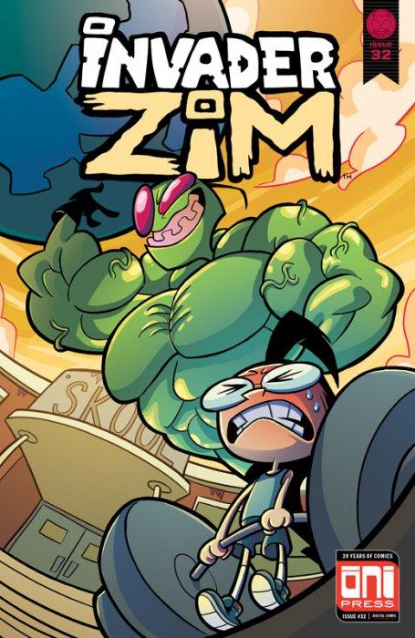 Invader Zim #32