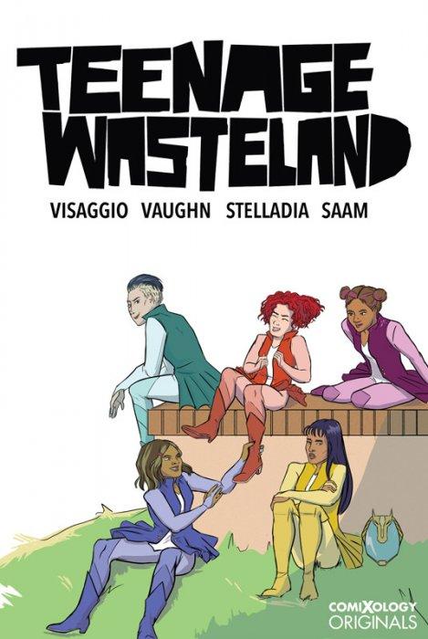 Teenage Wasteland #1