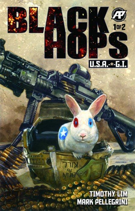 Black Hops U.S.A.*G.I. #1