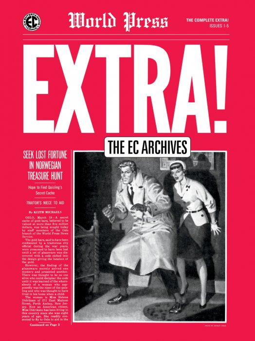 The EC Archives - Extra #1 - HC