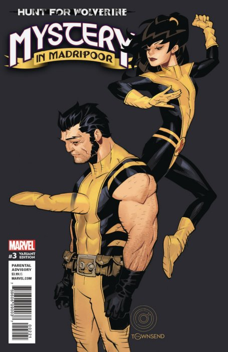 Hunt for Wolverine - Mystery in Madripoor #3
