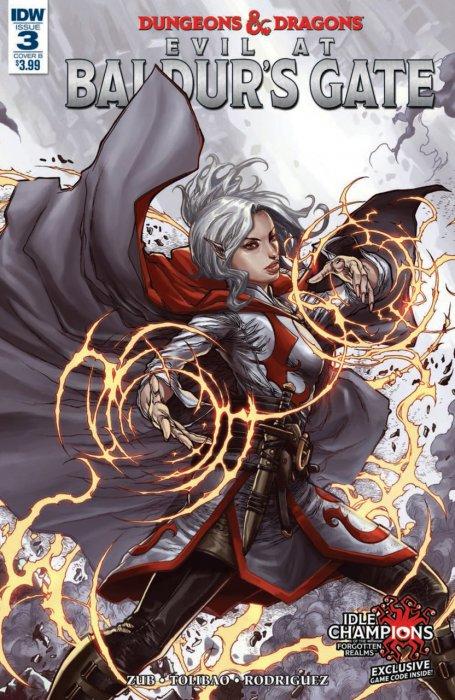 Dungeons & Dragons - Evil at Baldur's Gate #3