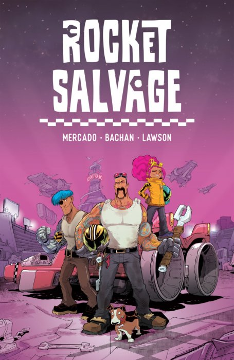 Rocket Salvage #1 - TPB