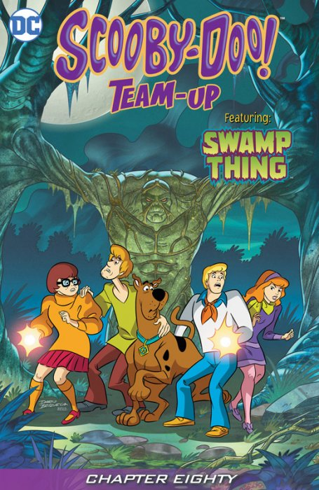 Scooby-Doo Team-Up #80
