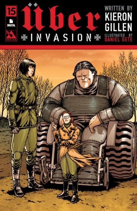 Uber - Invasion #15