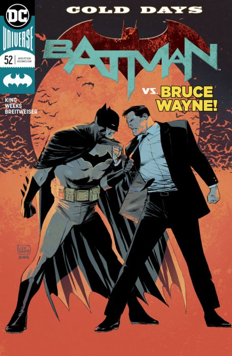 Batman Vol.3 #52