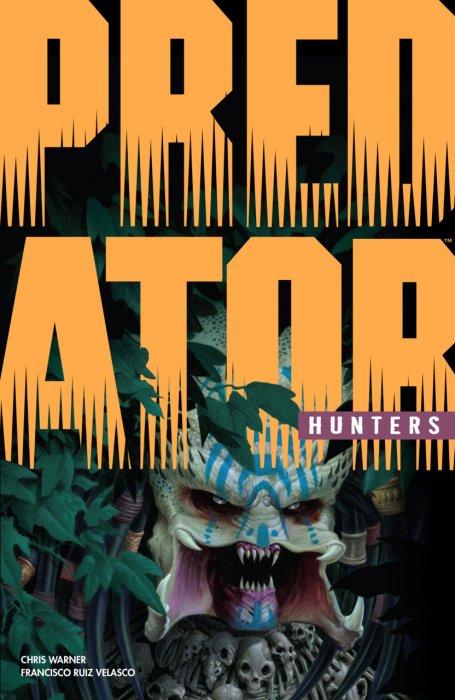 Predator - Hunters #1 - TPB