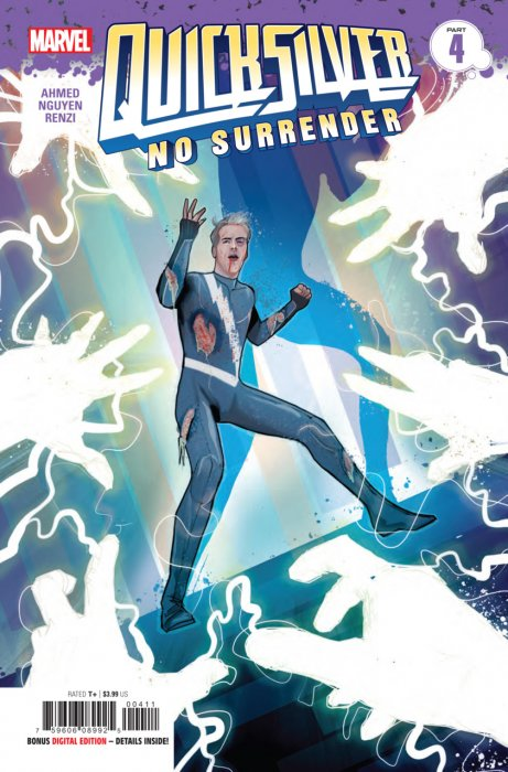 Quicksilver - No Surrender #4