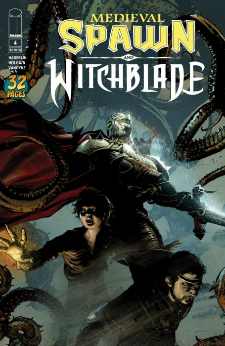 Medieval Spawn & Witchblade #4
